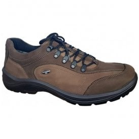Mens Hayo Waterproof Cafe Biber Shoes 415901 481 853