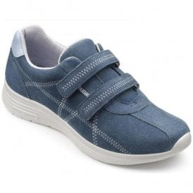 Womens Astrid Blue River Strap Over Shoes