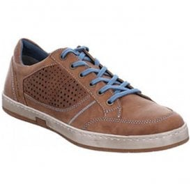 Mens Gatteo 12 Chesnut/Brazil Lace Up Trainers 11119 908 085