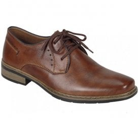 Cavallino Brown Lace Up Shoes 10822-24
