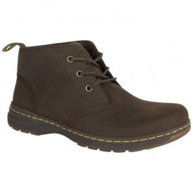 Mens Emil Dark Brown Chukka Boots 22884201