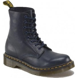 Womens Pascal Dress Blues 8-Eye Boots 13512410