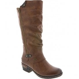 Eagle Brown High Leg Boot 93655-26