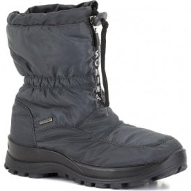 Womens Alaska 118 Anthracite Waterproof Zip Boots