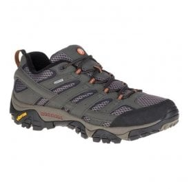 Mens Moab 2 Beluga Gore-Tex Walking Shoes J06039