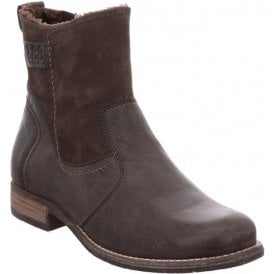 Womens Sienna 55 Grey (Brown) Ankle Boots 99655 VL001 710