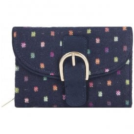Womens Garda Navy Multi Purse 50109