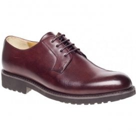 Mens Ilford Reddish Brown Gibson Shoes