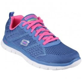 Womens Purple/Pink Skech Appeal Obvious Choice Shoes SK12058
