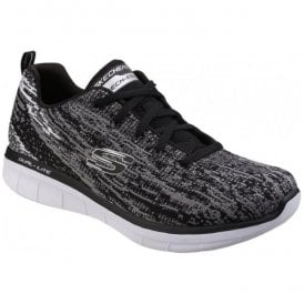 Womens Black/Grey Synergy 2.0 High Spirits Shoes SK12383