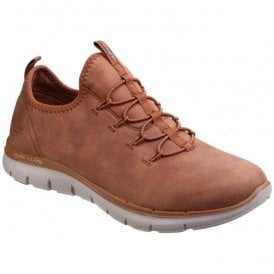 Womens Chestnut Flex Appeal 2.0 - Top Story Shoes SK12624