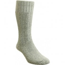 Mens Outdoor Cotton Rich Boot Socks