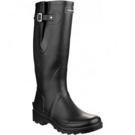 Unisex Ragley Black Waterproof Wellington Boots