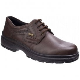 Mens Shipston Crazy Horse Waterproof Lace Up Shoes