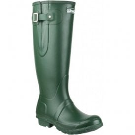 Unisex Windsor Green Rubber Waterproof Wellington Boots