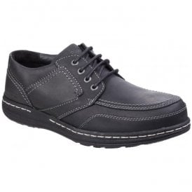 Mens Volley Victory Black Formal Lace up Shoes