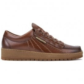 Mens Rainbow Heritage Chestnut Lace-Up Shoes