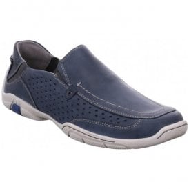 Mens Pietro 01 Ocean Slip On Shoes 24201 950 530