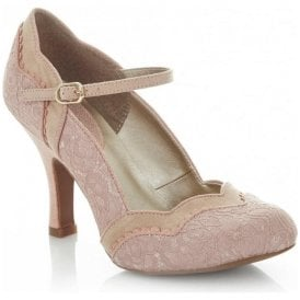 Womens Imogen Rose Mary Jane Court Shoes 09152