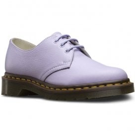 Womens 1461 Purple Heather Virginia 3-Eye Shoes 23722513
