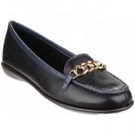 Womens Misterious Cashmere Black Casual Shoes