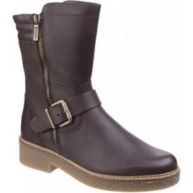 Womens Stone Mountain Brown Mid-Calf Boots