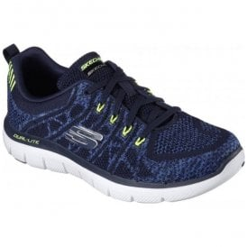 Mens Flex Avantage 2.0 - Talamo Navy Trainers 52121