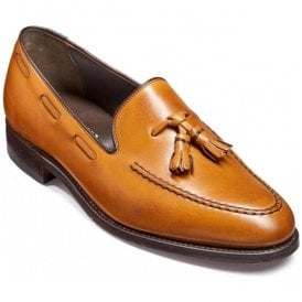 Mens Litchfield Cedar Slip-On Tassel Loafers