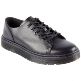Womens Dante Black Brando Leather Shoes 16736001