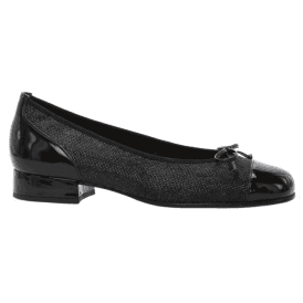 Womens Emporium Navy Pump Shoes With Bow 86.102.36