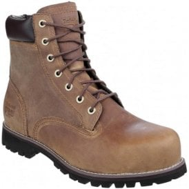 Mens Eagle Gaucho Lace-Up Safety Boots
