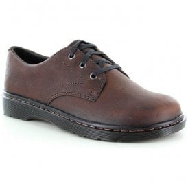 Mens Andre Dark Brown Lace Up Shoes 14801201