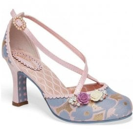 Womens Evangeline Lilac Court Shoes