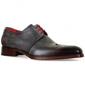 Mens Dexter Bay Grey Crust Gibson Shoes