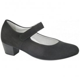 Womens Hilaria Denver Black Mary Jane Shoes 358303 191 001
