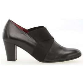 Womens Function Black Heeled Court Shoes 92.165.57