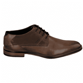 Mens Rainel Evo Cognac/Cognac Leather Lace-Up Shoes 311-52807-1134-6363