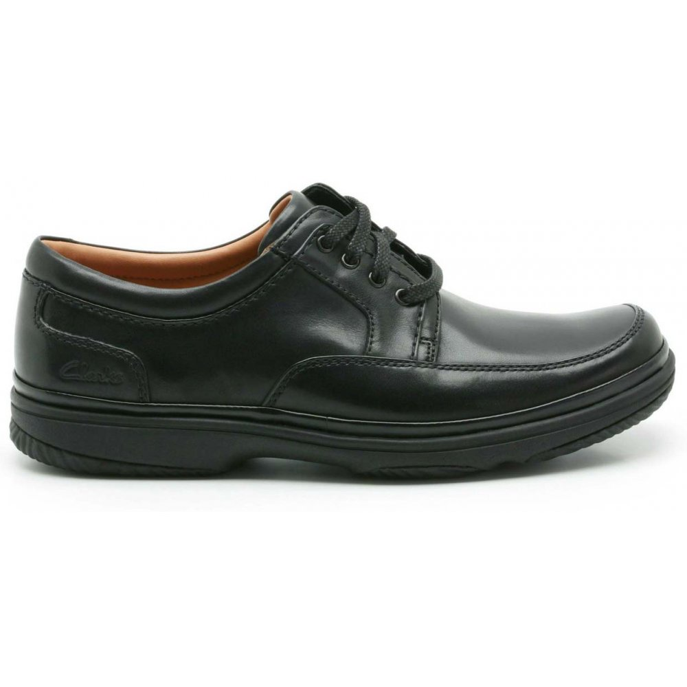 Mens Wide Fit Soft Shoes