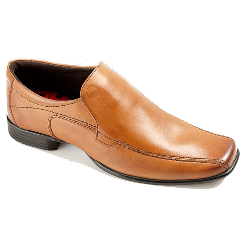 ikon mens empire leather slip on shoe marshall shoes