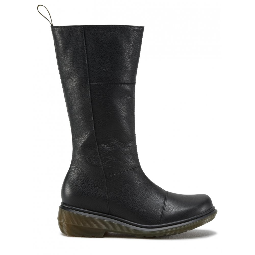 Dr. Martens Charla Broadway High Boots - - UK 3