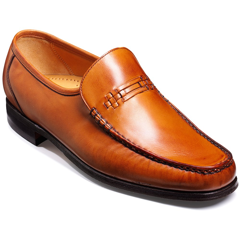 What Is Burnished Browns Shoes