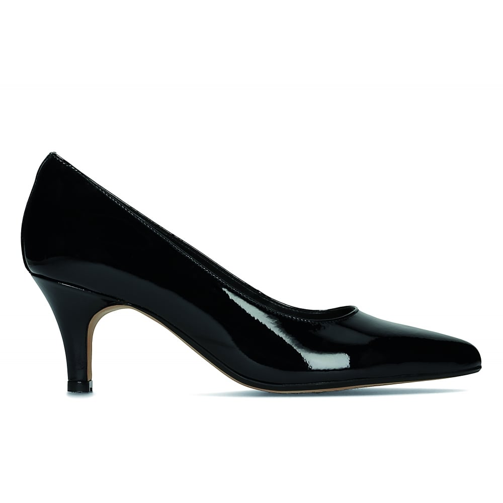 clearance marketable discount prices Black Pat' ISIDORA FAYE' Court Shoes 2014 newest GxAon