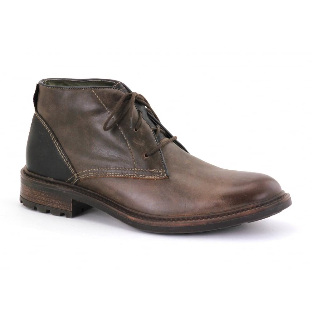 Josef Seibel Mens Oscar 11 Black Leather Boots 41 EU Ray-Ban 3593/910188 Scarpa - Mojito chaussures de Mountain Lifestyle unisex (gris clair) - EU 44 - UK 9 Salomon X Ultra 3 Gtx® W 5  noir/gris WnaEEY