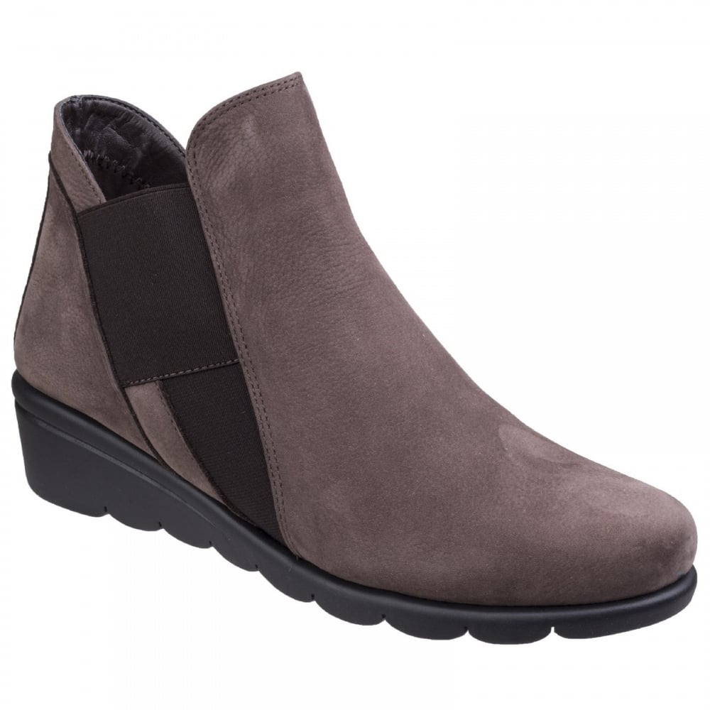 The Flexx JUMP CASHMERE Brown - Chaussures Low boots Femme