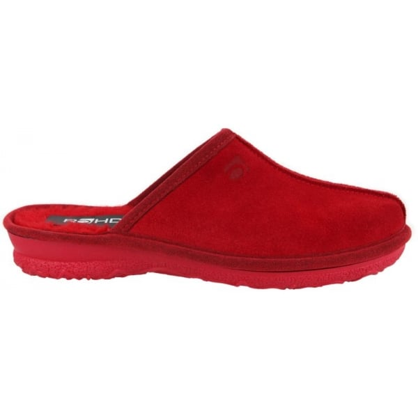 481debf395d5 Rohde Red Ladies Mule Slippers 2272-40 Marshall Shoes