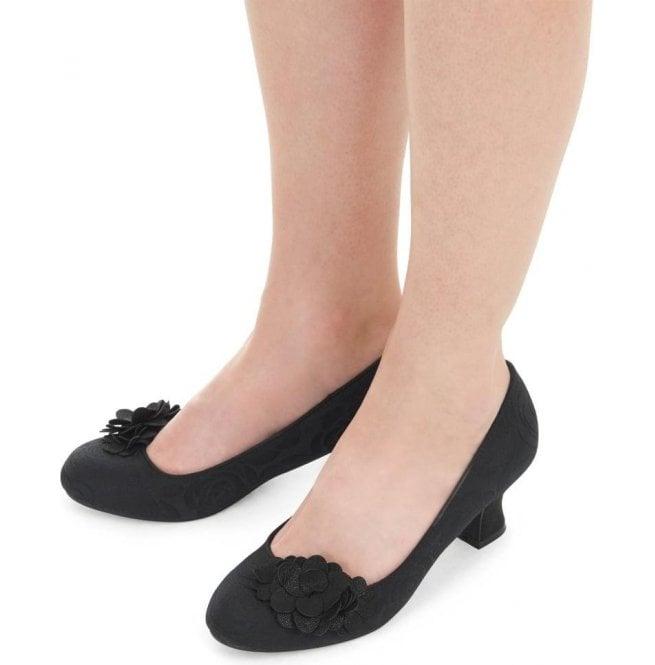 Black Womens Ruby Shoo On Slip 09133 Court Shoes Petra BOZtwfq