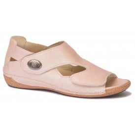 3e6351e6 Womens Heliett Pigalle Apricot Strap Over Sandals 342021 172 089