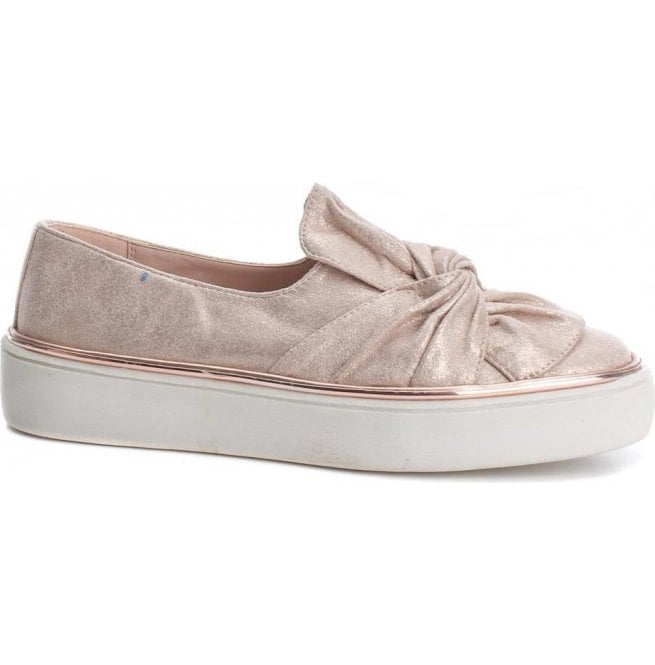 XTI Womens 47829 Nude Slip-On Shoes - Marshall Shoes 8f15db3769ac