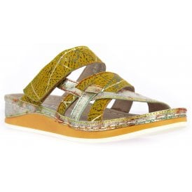 Mule Velcro · Apricot New Brcuelo Womens In Vita Sandals 059 Laura AxnTI6