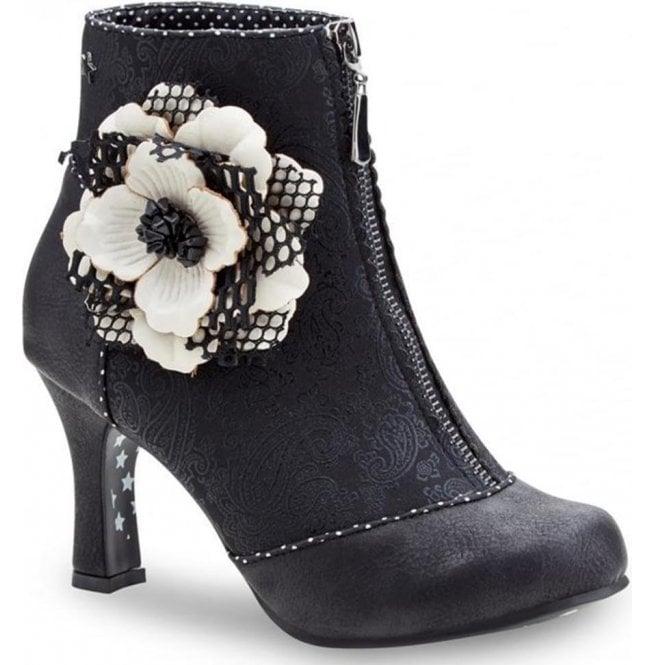 joe browns black boots